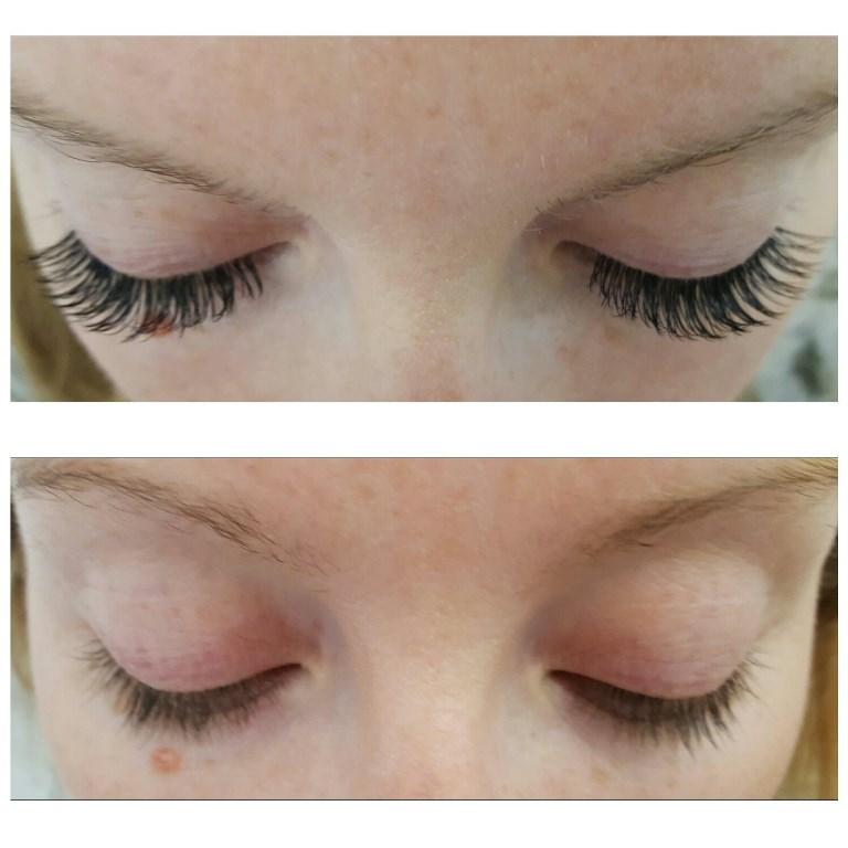 Hairdresser Marbella Eyelash Portfolio